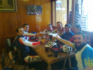 bar Lodosa club ciclista